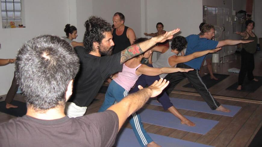Acuspira Yoga Class - Acupuncture Flatiron NYC